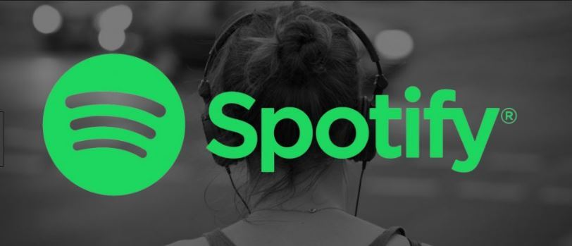 Spotify footer