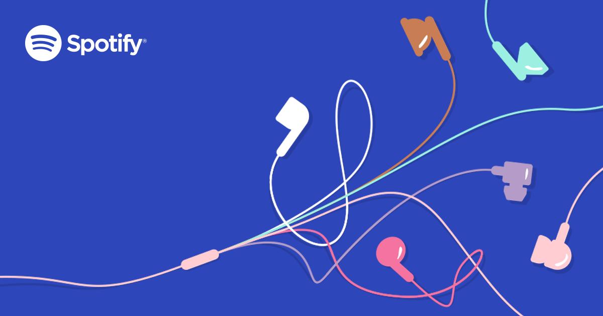 Illustration Spotify