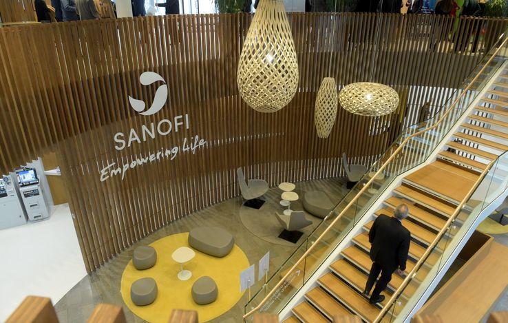 Sanofi : piqûre de vitamines et point d'inflexion technique majeur 2