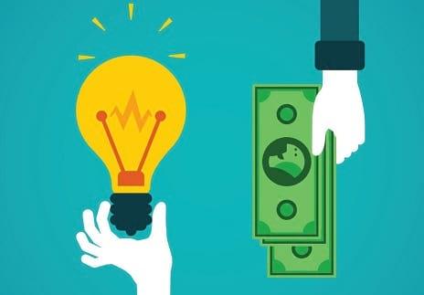 Échange d'argent et d'idées en investissement alternatif