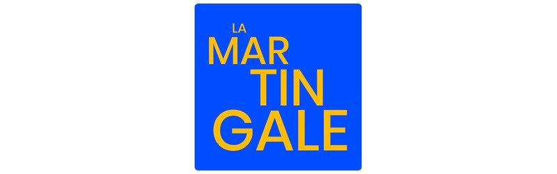 Logo la Martingale podcast