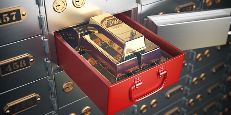 Investir dans l'or, l'argent et les métaux précieux via les ETC 4