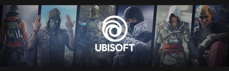 Ubisoft produit de nombreuses franchises de jeux
