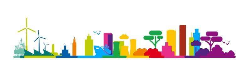 Engie est impliquée dans plusieurs domaines porteurs de la transition énergétique, des énergies renouvelables aux smart cities et services aux collectivités.