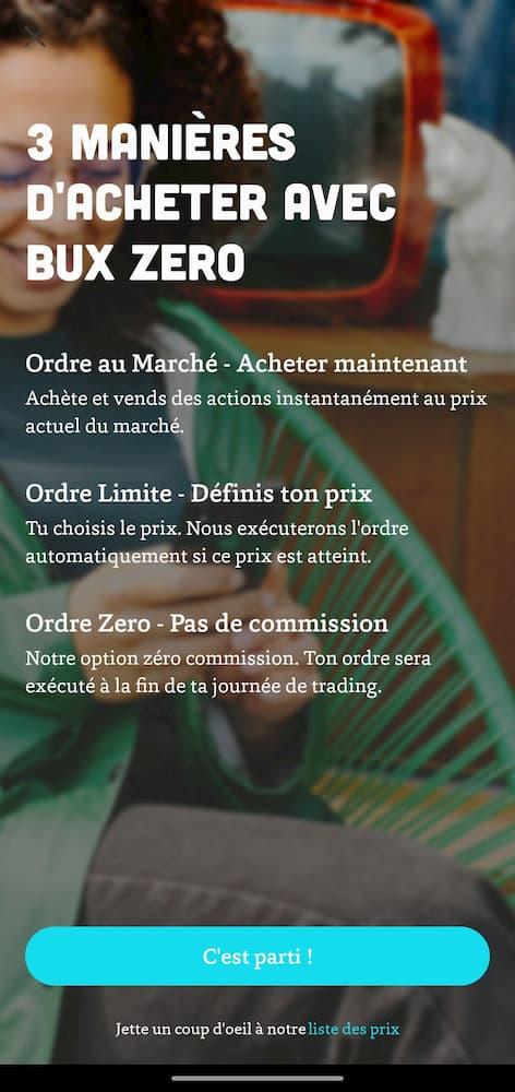 """BUX, le Néobroker """"Zéro Frais"""" aux Ambitions de Robinhood Européen 14"""