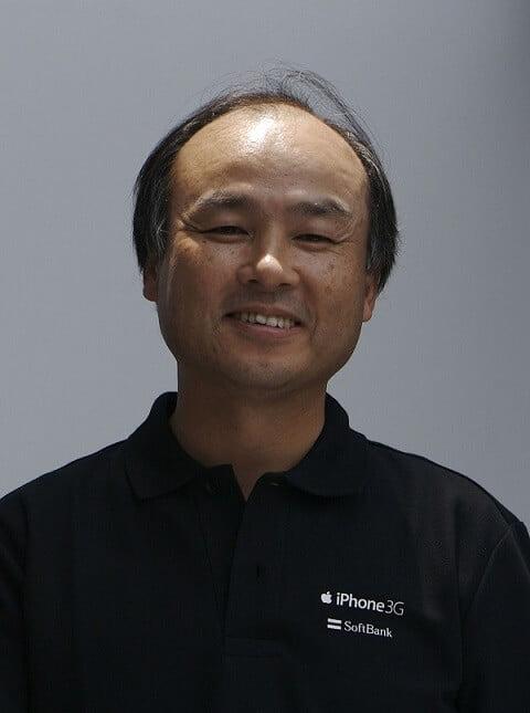 Masayoshi Son, CEO de SoftBank Group