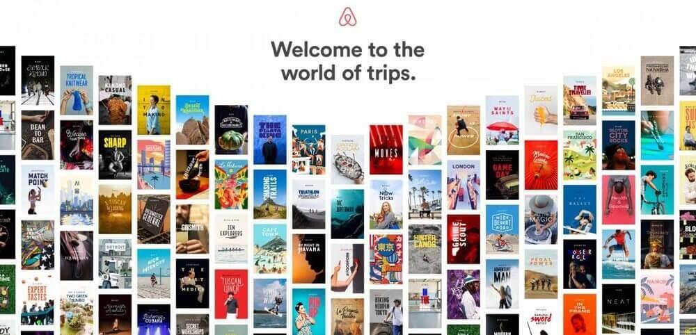 Les Expérience d'Airbnb