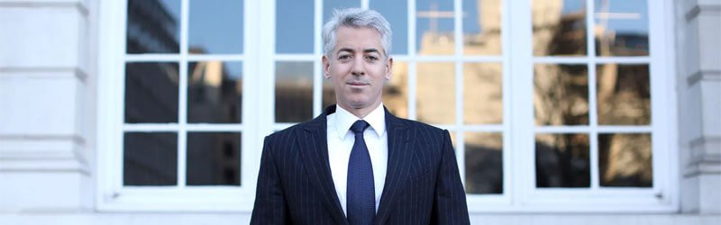 Bill Ackman & Pershing-Square-Tontine-Holdings