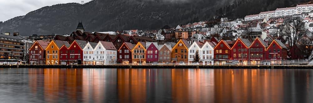 Le fonds souverain norvégien est un fonds d'état de Norvège