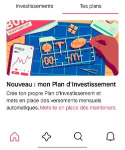 BUX Zero avis plan d'investissement