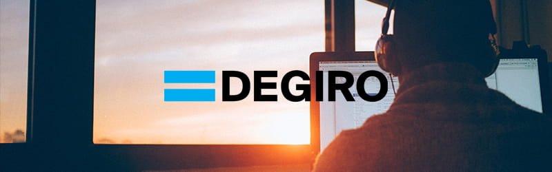 DEGIRO Courtier low cost investir en bourse de 8h à 22h