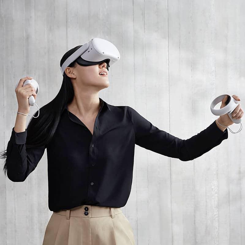 Oculus Quest 2 Facebook VR