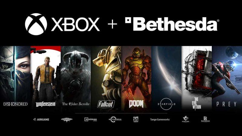 Le studio Bethesda possède de nombreuses licences bien connues des joueurs et joueuses! Ce studio va maintenant dédier ses productions à l'environnement de jeux vidéos Microsoft (Xbox, Game Pass, etc.). Il n'est cependant pas exclu que certains jeux soient développés pour d'autres plateformes, ce qui augmenterait les profits!
